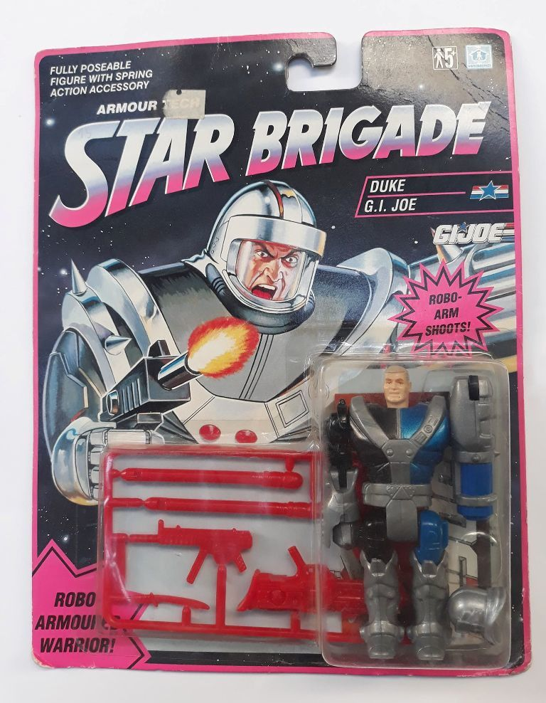 GI JOE STAR BRIGADE DUKE 1993