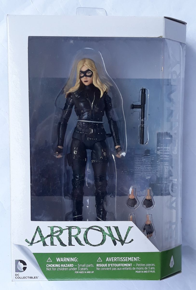 Φιγούρα Arrow Black Canary DC Collectibles
